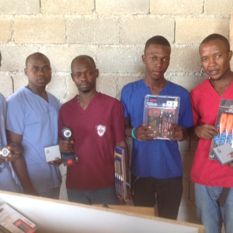 SOPUTECH, THE BUILDING OF A VOCATIONAL SCHOOL FOR ALL