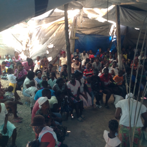 Mobile Clinic in Morne Calvaire,  Jalousie & Camp Acra, Delmas 33