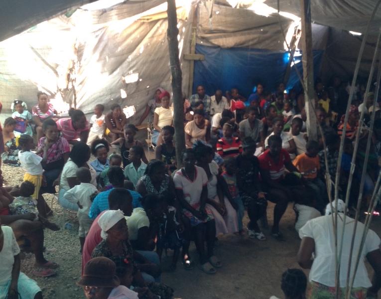 Mobile Clinic in Morne Calvaire,  Jalousie & Camp Acra, Delmas 33