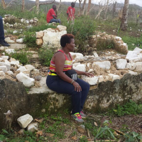 SOPUDEP visit to Despagne [Grand Anse] & Maillou [Les Cayes]